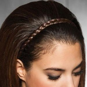 Claire's Braided head band